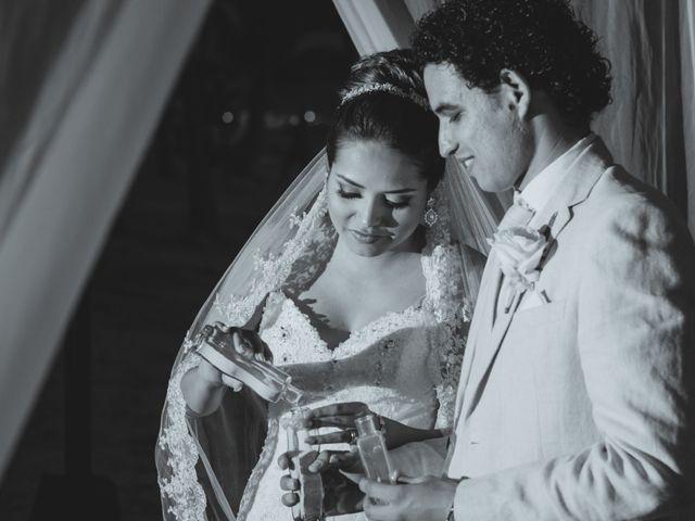 La boda de Crystal y Roman