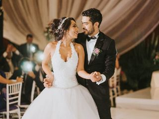 La boda de Ramiro y Maru