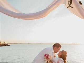 La boda de Carmen Georgina y Antonio Alejandro  1