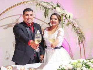 La boda de Carmen Georgina y Antonio Alejandro