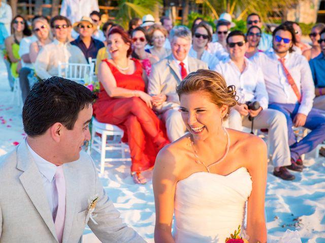 La boda de Gaby y Luis Enrique