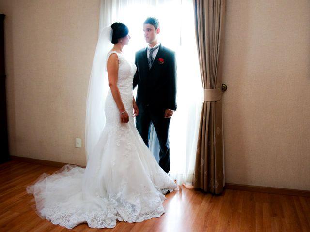 La boda de Wendy y Israel