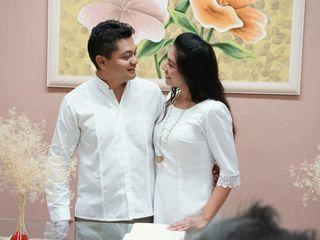 La boda de Victoria y Ignacio