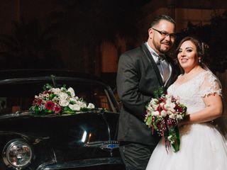 La boda de Victoria y Julio