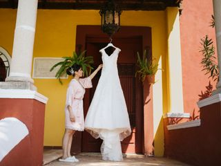 La boda de Anelia y Julio 2