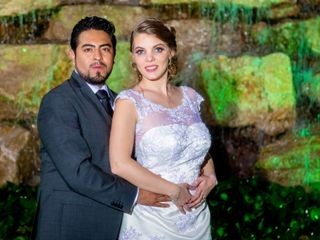 La boda de Sofía y Oscar
