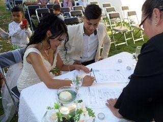 La boda de Alondra y Eduardo 1