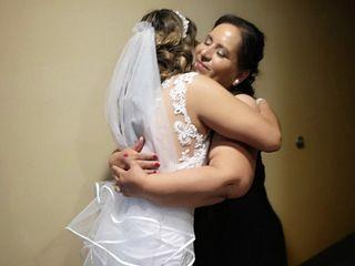 La boda de Adriana  y Gustavo  1