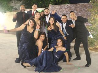 La boda de Adriana  y Gustavo  3