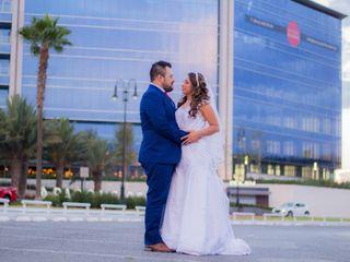La boda de Adriana  y Gustavo