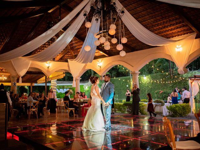 La boda de Irazu y Héctor