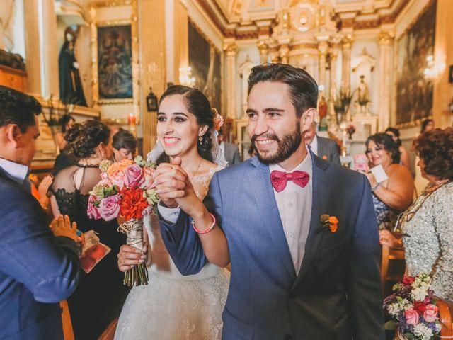 La boda de Dany y Paco