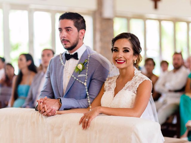 La boda de Karla y Mauricio