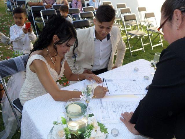 La boda de Alondra y Eduardo