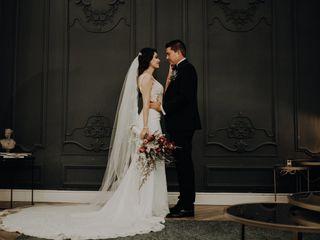La boda de Estefanía y Armando