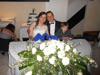 La boda de Tania y Jorge