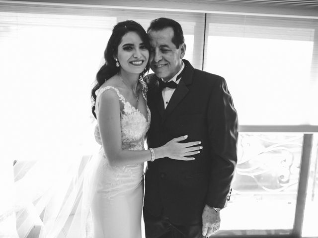 La boda de Armando y Estefanía en León, Guanajuato 3