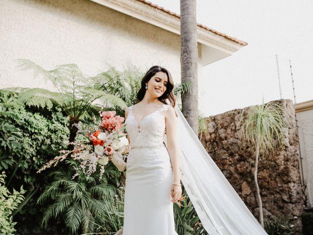 La boda de Armando y Estefanía en León, Guanajuato 4