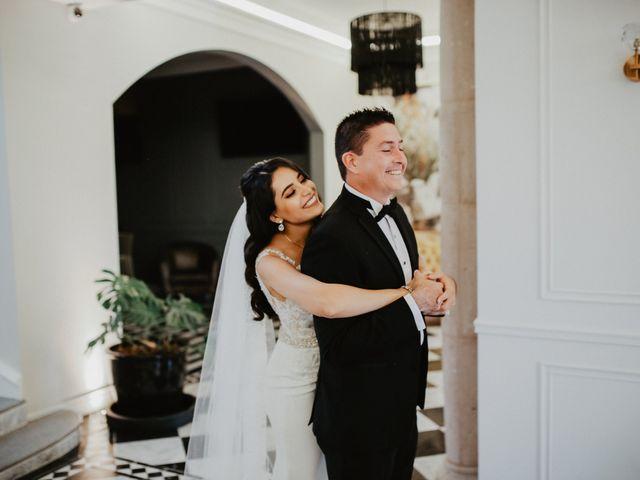 La boda de Armando y Estefanía en León, Guanajuato 8