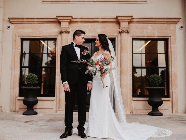 La boda de Armando y Estefanía en León, Guanajuato 10
