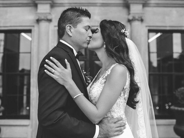 La boda de Armando y Estefanía en León, Guanajuato 11