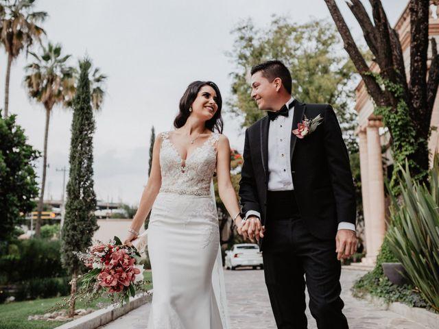 La boda de Armando y Estefanía en León, Guanajuato 12