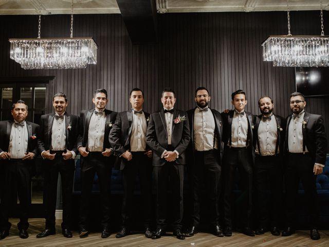 La boda de Armando y Estefanía en León, Guanajuato 16