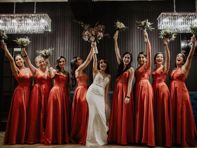 La boda de Armando y Estefanía en León, Guanajuato 17