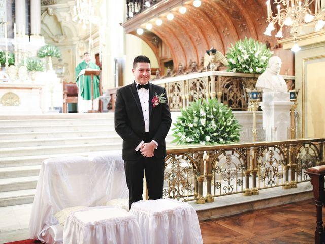 La boda de Armando y Estefanía en León, Guanajuato 18