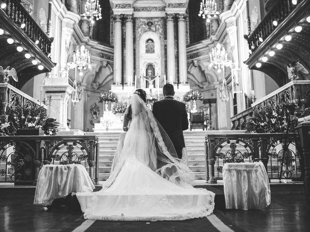 La boda de Armando y Estefanía en León, Guanajuato 21