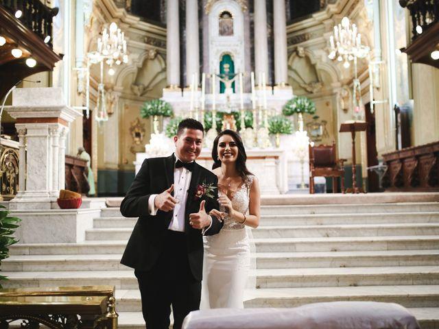 La boda de Armando y Estefanía en León, Guanajuato 22
