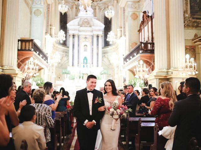 La boda de Armando y Estefanía en León, Guanajuato 23