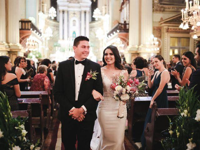 La boda de Armando y Estefanía en León, Guanajuato 24