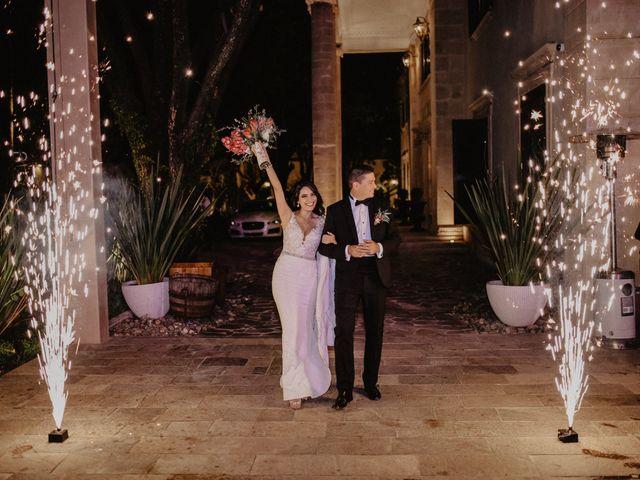 La boda de Armando y Estefanía en León, Guanajuato 25