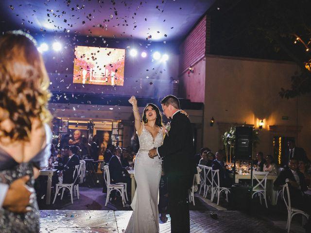 La boda de Armando y Estefanía en León, Guanajuato 30