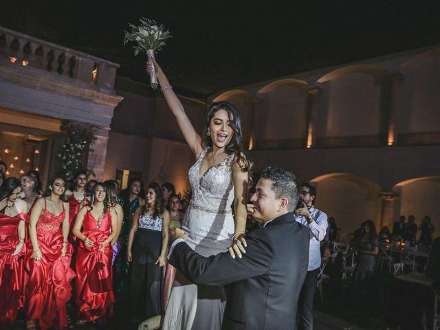 La boda de Armando y Estefanía en León, Guanajuato 33