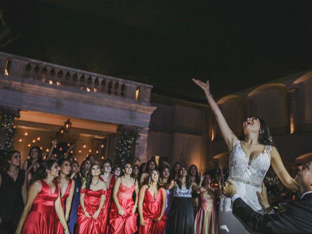 La boda de Armando y Estefanía en León, Guanajuato 34