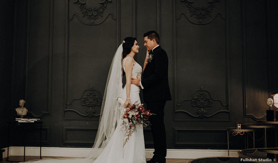 La boda de Armando y Estefanía en León, Guanajuato