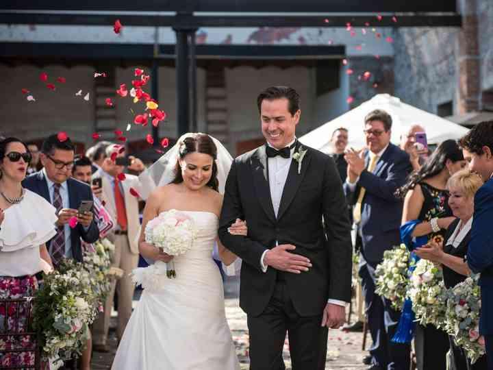 La boda de Fabiola y Gustavo