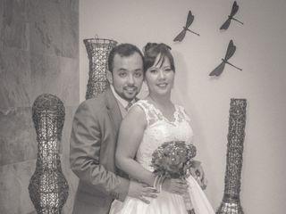 La boda de Mylin y Luís
