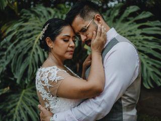 La boda de Ilce y Mau 1