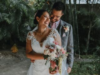 La boda de Ilce y Mau