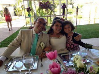 La boda de Elizabeth y José Alberto