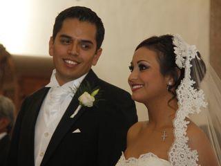 La boda de Christopher  y Viridiana