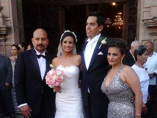 La boda de Christopher  y Viridiana 3