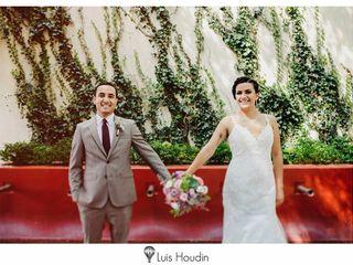 La boda de Iraís  y Manuel