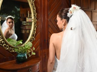 La boda de Elizabeth y Fabián 3