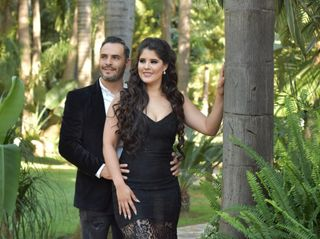La boda de Mirian y Cristian 1