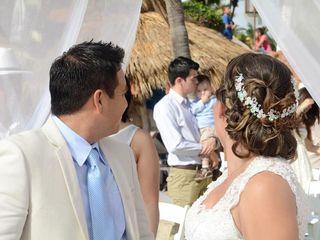 La boda de Berenice y Adan 1