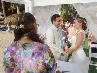 La boda de Berenice y Adan 2